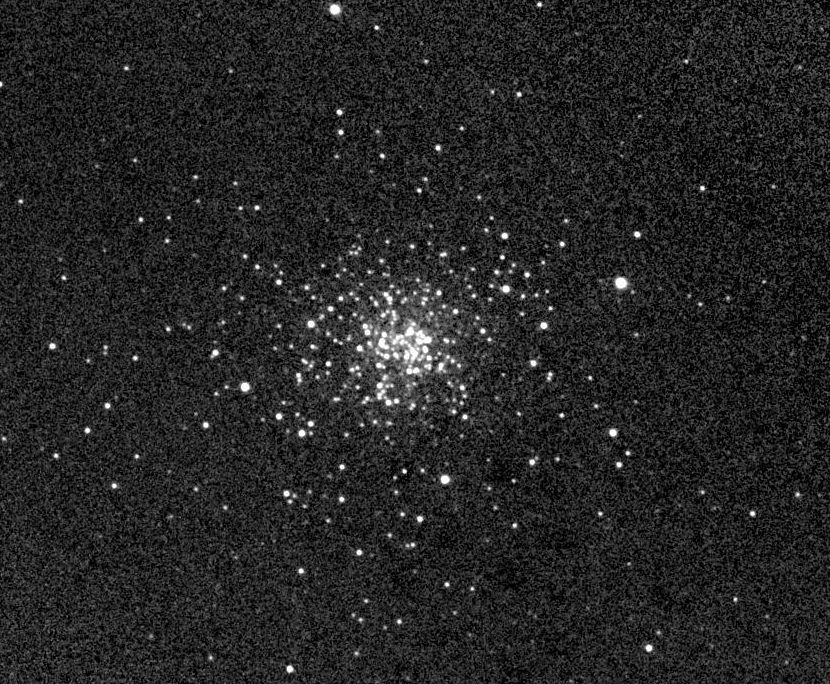 UA 16-inch image of Messier 107