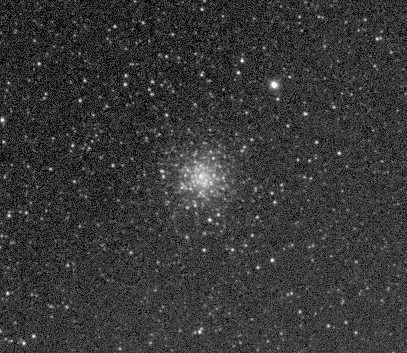 UA 16-inch image of Messier 69