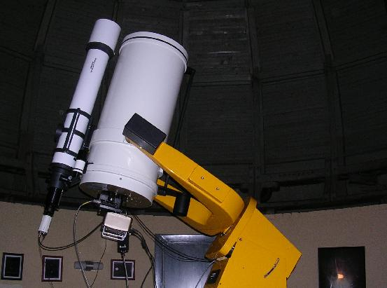 University of Alabama telescope