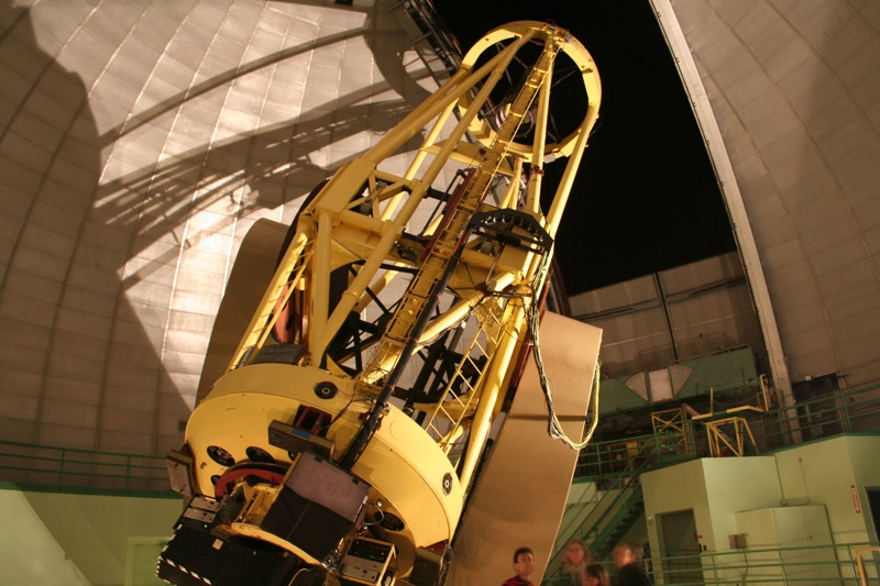 Lick 3m Shane telescope in 2010