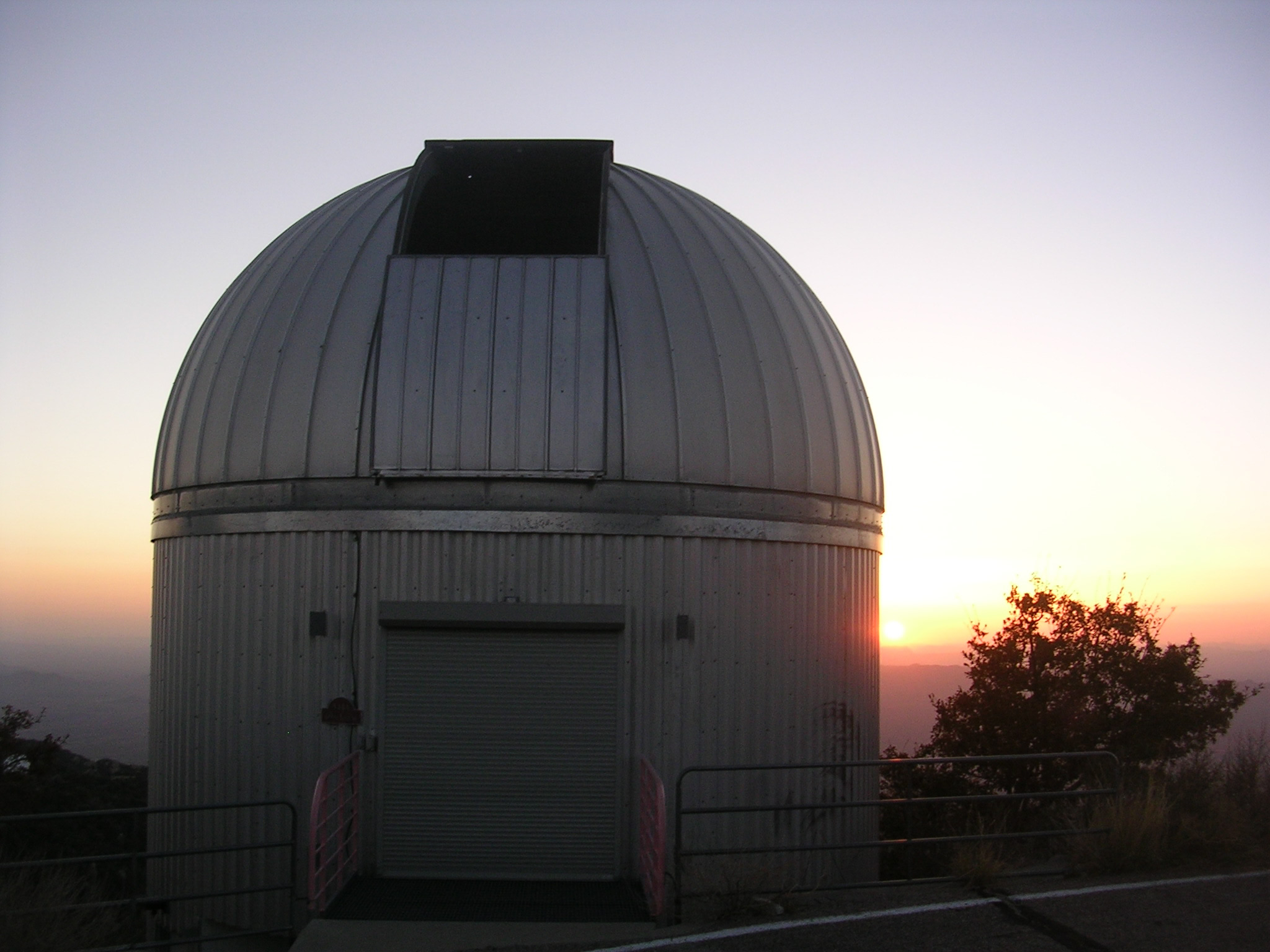 astronomy observatory with telescope - photo #7